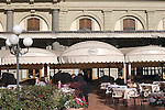Exterior, Gilli Restaurant, Florence, Tuscany, Italy
