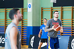 Juancho Hernan Gomez during the training of Spanish National Team of Basketball in Madrid previous to World Cup in China . August 21, 2019. (ALTERPHOTOS/Francis González)