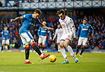James Tavernier and Sean Kelly