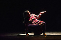 Sonia Sabri Company present KAAVISH in the Purcell Room, Southbank Centre. Picture shows: Sonia Sabri in NEON DREAM.
