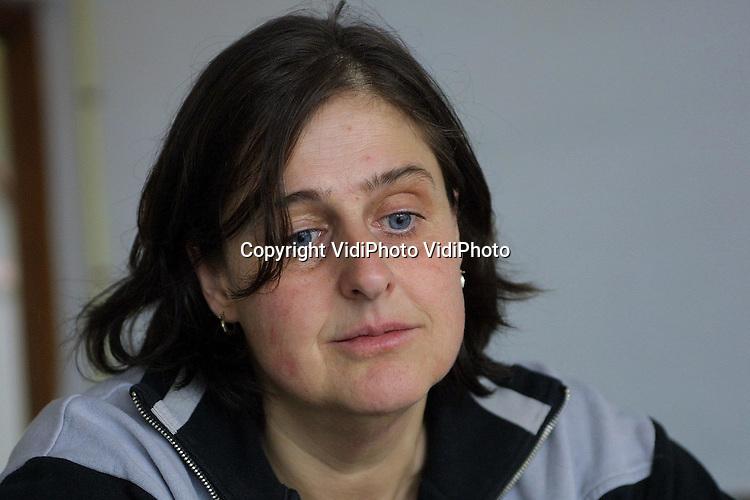 Foto: VidiPhoto..ARNHEM - De actrice Juul Vrijdag (opdrachtfoto, i.v.m. artikel in Scala, Limburger)