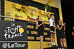 Warren Barguil (FRA) Team Sunweb wins Stage 13 of the 104th edition of the Tour de France 2017, running 101km from Saint-Girons to Foix, France. 14th July 2017.<br /> Picture: ASO/Bruno Bade | Cyclefile<br /> <br /> <br /> All photos usage must carry mandatory copyright credit (&copy; Cyclefile | ASO/Bruno Bade)