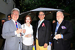 LOS ANGELES - APR 9: John Mauceri, Guests, Ted Heyck at The Actors Fund's Edwin Forrest Day Party and to commemorate Shakespeare's 453rd birthday at a private residence on April 9, 2017 in Los Angeles, California