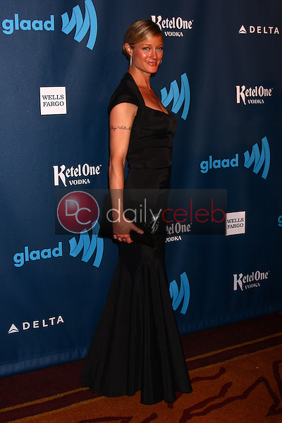 Teri Polo<br /> at the 24th Annual GLAAD Media Awards, JW Marriott, Los Angeles, CA 04-20-13<br /> David Edwards/DailyCeleb.Com 818-249-4998