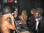 Fashion Rocks post party 09/05/2008