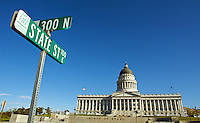 Capital Building, Salt Lake City, Utah
