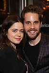 "Molly Gordon and Ben Platt Attends the Broadway Opening Night of ""All My Sons"" at The American Airlines Theatre on April 22, 2019  in New York City."