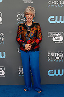 Rita Moreno attends the 23rd Annual Critics' Choice Awards at Barker Hangar in Santa Monica, Los Angeles, USA, on 11 January 2018. Photo: Hubert Boesl - NO WIRE SERVICE - Photo: Hubert Boesl/dpa /MediaPunch ***FOR USA ONLY***