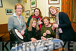 Na Gaeil Bingo 1916 Commemoration with music and Dance on Monday. Picture Ceol Na Mban Liz Sugrue, Helina Hennessy, Belinda Qejvani, Kathleen Lehan, Lucy Crowe