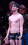 Darren Criss debuts in 'Hedwig and the Angry Inch'