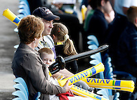 Photo: Richard Lane/Richard Lane Photography..Aviva World Trials & UK Championships athletics. 10/07/2009. Athletics crowd..