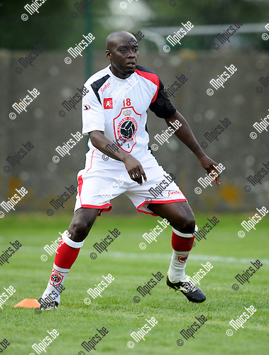 2012-07-10 / Voetbal / seizoen 2012-2013 / R. Antwerp FC / George Blay..Foto: Mpics.be