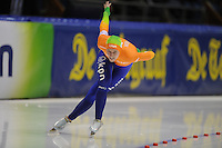 SCHAATSEN: HEERENVEEN: Thialf, World Cup, 02-12-11, 5000m A, Janneke Ensing NED, ©foto: Martin de Jong
