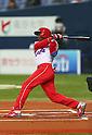 Guillermo Heredia (CUB), .February 27, 2013 - WBC : .2013 World Baseball Classic, Exhibithion Game .match between Cuba 3-2 Hanshin Tigers .at Kyocera Dome, Osaka, Japan..(Photo by AJPS/AFLO SPORT) [1045]