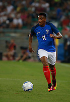 Anthony Martial  during the  friendly  soccer match,between Italy  and  France   at  the San  Nicola   stadium in Bari Italy , September 01, 2016<br /> <br /> amichevole di calcio tra le nazionali di Italia e Francia