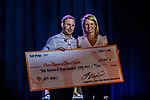 Ander Hansen motivational seminar he'd at The Space in Las Vegas and raises over $10,000 for the 3 Square food bank