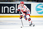 Stockholm 2014-02-24 Ishockey Hockeyallsvenskan Djurg&aring;rdens IF - S&ouml;dert&auml;lje SK :  <br /> S&ouml;dert&auml;ljes Jacob Jake Marto i aktion <br /> (Foto: Kenta J&ouml;nsson) Nyckelord:  portr&auml;tt portrait