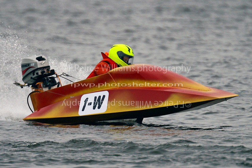 1-W    (Outboard Runabout)