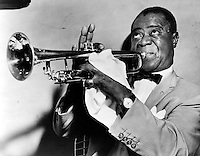 No Known Restrictions: Louis Armstrong, 1953 from NY World-Telegram & NY Sun Collection (LOC)