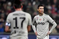 Mario Mandzukic, Cristiano Ronaldo of Juventus <br /> Reggio Emilia 10-2-2019 Stadio Mapei, Football Serie A 2018/2019 Sassuolo - Juventus<br /> Foto Andrea Staccioli / Insidefoto