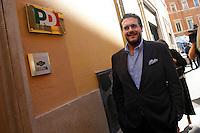 Ernesto Carbone<br /> Roma 21-09-2015 Sede del Partito Democratico. Riunione della direzione del PD.<br /> Photo Samantha Zucchi Insidefoto