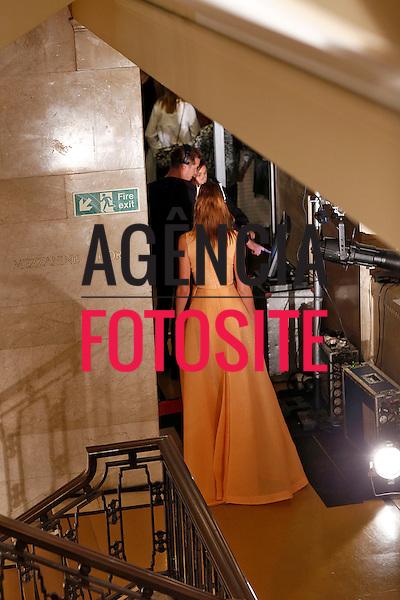 Londres, Inglaterra &sbquo;09/2014 - Desfile de Emilia Wickstead durante a Semana de moda de Londres  -  Verao 2015. <br /> <br /> Foto: FOTOSITE