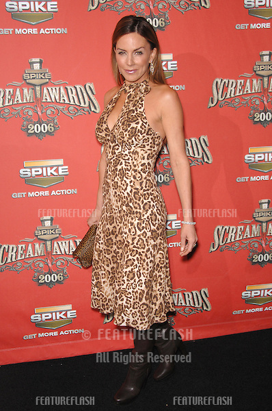 KRISTA ALLEN at the Spike TV Scream Awards 2006 at the Pantages Theatre, Hollywood..October 7, 2006  Los Angeles, CA.Picture: Paul Smith / Featureflash