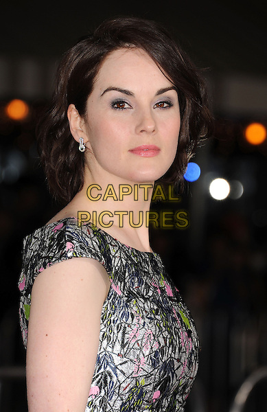 WESTWOOD, CA- FEBRUARY 24: Actress Michelle Dockery arrives at the 'Non-Stop' - Los Angeles Premiere at Regency Village Theatre on February 24, 2014 in Westwood, California.<br /> CAP/ROT/TM<br /> &copy;Tony Michaels/Roth Stock/Capital Pictures