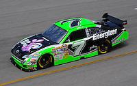 May 1, 2009; Richmond, VA, USA; NASCAR Sprint Cup Series driver Robby Gordon during practice for the Russ Friedman 400 at the Richmond International Raceway. Mandatory Credit: Mark J. Rebilas-