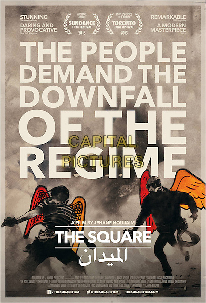 POSTER ART<br /> in The Square (2013) <br /> *Filmstill - Editorial Use Only*<br /> CAP/NFS<br /> Image supplied by Capital Pictures