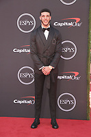 10 July 2019 - Los Angeles, California - Lonzo Ball. The 2019 ESPY Awards held at Microsoft Theater. Photo Credit: PMA/AdMedia
