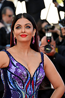 Aishwarya Rai at the gala screening for &quot;Girls of the Sun&quot; at the 71st Festival de Cannes, Cannes, France 12 May 2018<br /> Picture: Paul Smith/Featureflash/SilverHub 0208 004 5359 sales@silverhubmedia.com