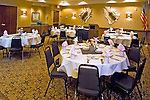 Assignment to photograph Restaurant dining room