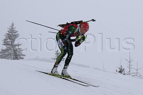 8th December 2017, Biathlon Centre, Hochfilzen, Austria; IBU Womens Biathlon World Cup;  Denise Herrmann