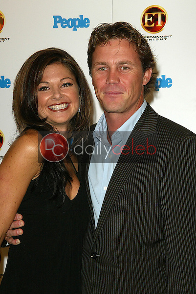Brian Krause and friend<br />