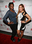 Marie Driven and Gigi Lopez ATTEND OXYGEN'S BAD GIRLS CLUB MIAMI SEASON FINALE RED CARPET EVENT