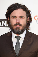"Casey Affleck<br /> at the London Film Festival premiere for ""Manchester by the Sea"" at the Odeon Leicester Square, London.<br /> <br /> <br /> ©Ash Knotek  D3164  08/10/2016"