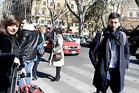 Roma, 11 Marzo 2017<br /> Roberto Speranza.<br /> La prima cosa bella.<br /> Nasce Campo Progressista, assemblea al teatro Brancaccio di Roma