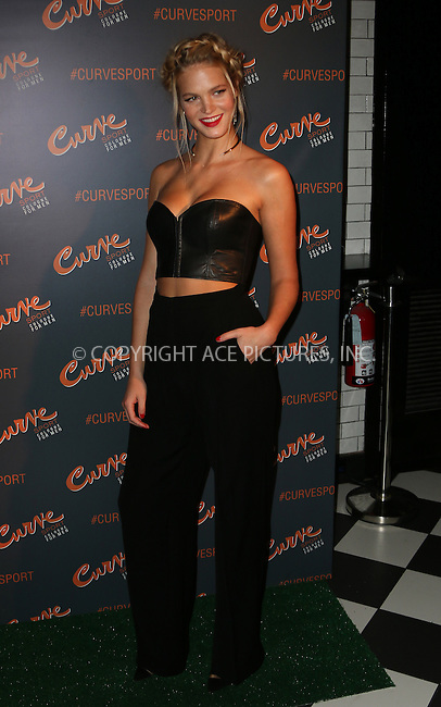 WWW.ACEPIXS.COM<br /> <br /> January 12 2015, New York City<br /> <br /> Erin Heatherton attends the Curve Sport Launch at the Arthur Lounge at The Chester on January 12, 2015 in New York City. <br /> <br /> Please byline: Zelig Shaul/ACE Pictures<br /> <br /> <br /> <br /> <br /> <br /> ACE Pictures, Inc.<br /> www.acepixs.com<br /> For information please call 646 769 0430 or 212 243 8787