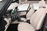 Front seat view of 2015 BMW 2 Series Gran Tourer Luxury 5 Door Mini Mpv Front Seat car photos