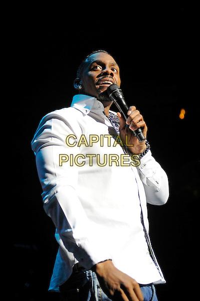 LONDON, ENGLAND - NOVEMBER 5: Richard Blackwood performing at the Royal Albert Hall on November 5, 2014 in London, England.<br /> CAP/MAR<br /> &copy; Martin Harris/Capital Pictures