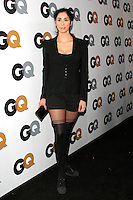 LOS ANGELES, CA - NOVEMBER 13: Sarah Silverman at the GQ Men Of The Year Party at Chateau Marmont on November 13, 2012 in Los Angeles, California.  Credit: MediaPunch Inc. /NortePhoto/nortephoto@gmail.com