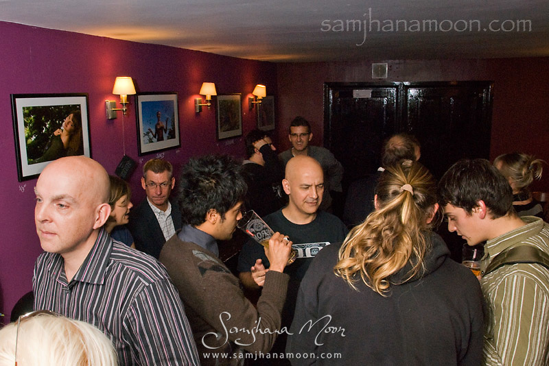 The London Photo &amp; Graphics Meet Up Group...&quot;Our goal is to bring together a friendly bunch of people interested in photography and graphics who meet on a regular basis, share ideas, get creative, have fun, take photos, participate at digital workshops and much more.&quot; <br /> <br /> Great to have support from this group of photographers for my exhibit. I held a captive audience of around 30 members, gave a talk about the show, shared a few drinks and received excellent feedback and advise from fellow members. <br /> Many thanks To Cecilia for organising!<br /> http://www.meetup.com/londonphotographics/calendar/11511570/