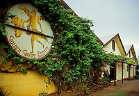 Entrance to the Golden Grape Winery's tasting room, Hunter Valley, Australia
