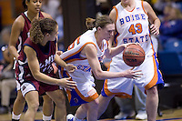 Boise St Basketball W 2007-08 vs. Loyola Maymount