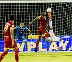 Rionegro Águilas venció 1-0 a Once Caldas.  Cuartos de final ida Liga Águila II-2018.