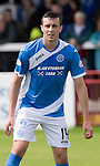 St Johnstone FC Season 2016-17<br />Joe Shaughnessy<br />Picture by Graeme Hart.<br />Copyright Perthshire Picture Agency<br />Tel: 01738 623350  Mobile: 07990 594431