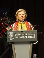 Swansea University, South Wales, UK, Saturday 14th Oct 2017 - <br />