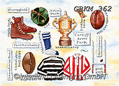 Kate, MASCULIN, MÄNNLICH, MASCULINO, paintings+++++Masculine page 4 #,GBKM362,#M#, EVERYDAY,football