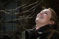 Sarah at Yale